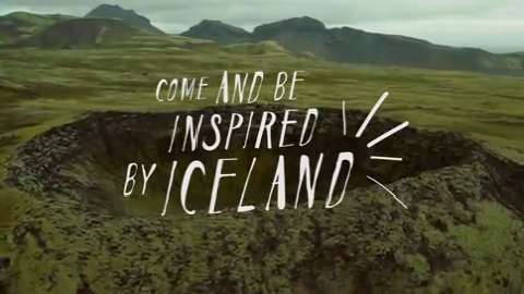 Come and be inspired by Iceland!