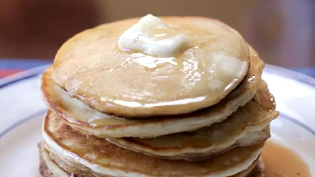 How to make the best pancakes from scratch allrecipes ccuart Choice Image