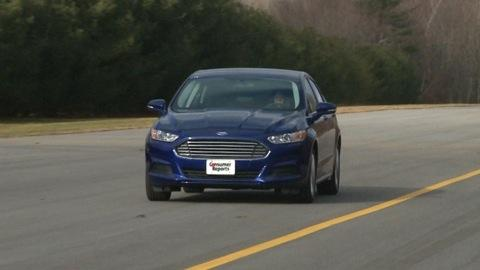 Ford Revises Hybrid Fuel Economy Ratings  Consumer Reports News