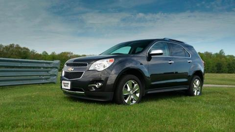 2013 Chevrolet Equinox Reliability - Consumer Reports