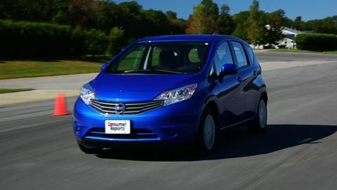 2015 Nissan Versa Note Reviews, Ratings, Prices - Consumer Reports