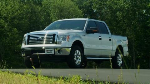 2014 Ford F-150 Reviews, Ratings, Prices - Consumer Reports