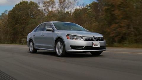 2013 Volkswagen Passat Reviews, Ratings, Prices - Consumer