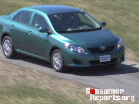2009 Toyota Corolla Reviews, Ratings, Prices - Consumer Reports