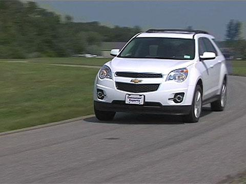 2012 Chevrolet Equinox Reviews, Ratings, Prices - Consumer