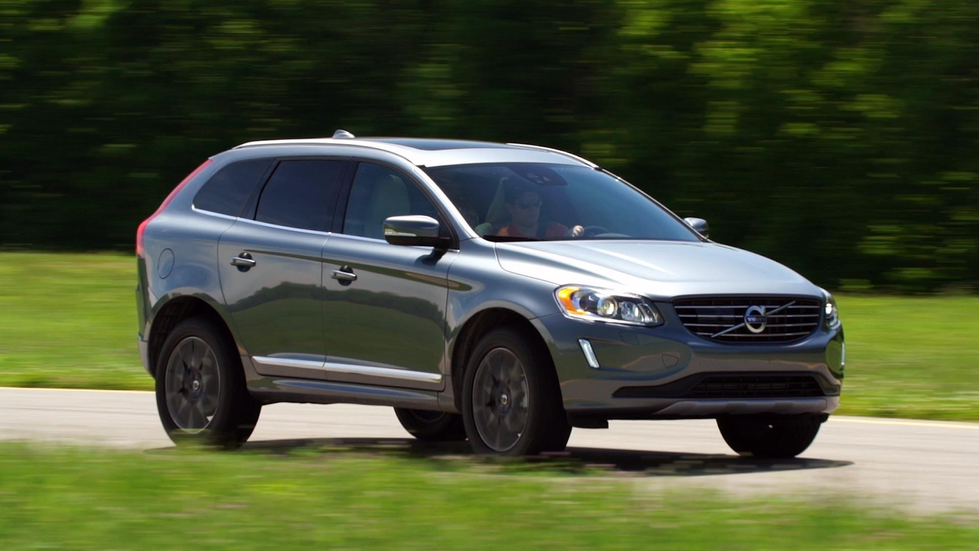 2017 volvo xc60 suv bides its time consumer reports. Black Bedroom Furniture Sets. Home Design Ideas