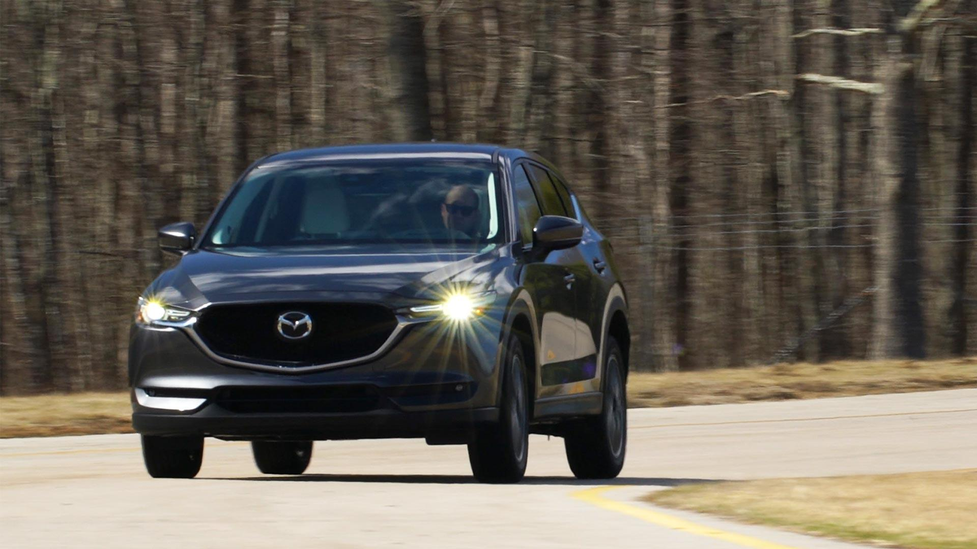 2017 Mazda CX-5 Could Reshuffle the Small-SUV Order - Consumer Reports