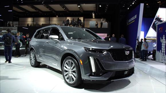 New Three Row 2020 Cadillac Xt6 Consumer Reports