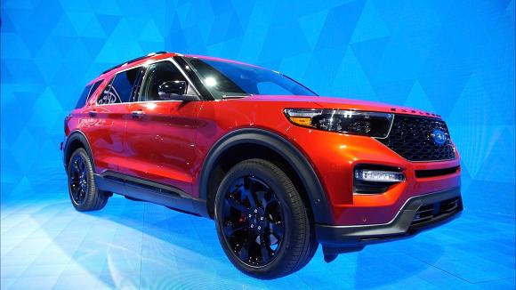 2020 Ford Explorer Gets Evolutionary Redesign Consumer Reports