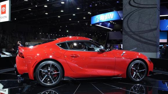 Wild-Styled 2020 Toyota Supra Debuts - Consumer Reports
