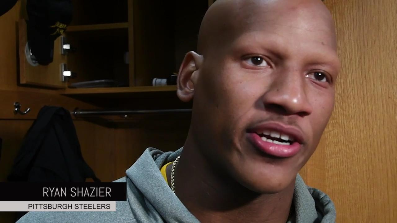 Steelers Lb Ryan Shazier Talks About The Push For The