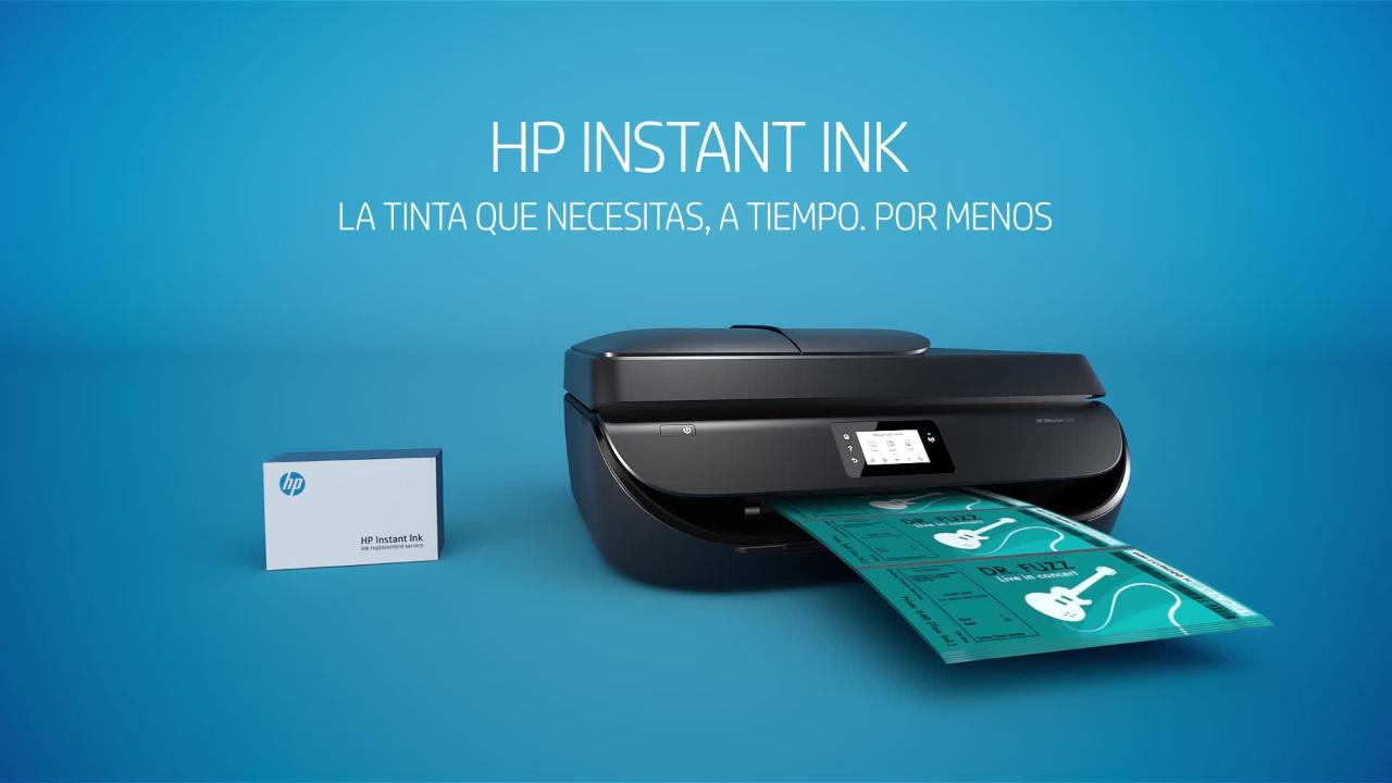 901fa76dd HP ENVY 5200 All-In-One Printer ( 41)- Spanish - Officejet - HP Inc Video  Gallery - Products