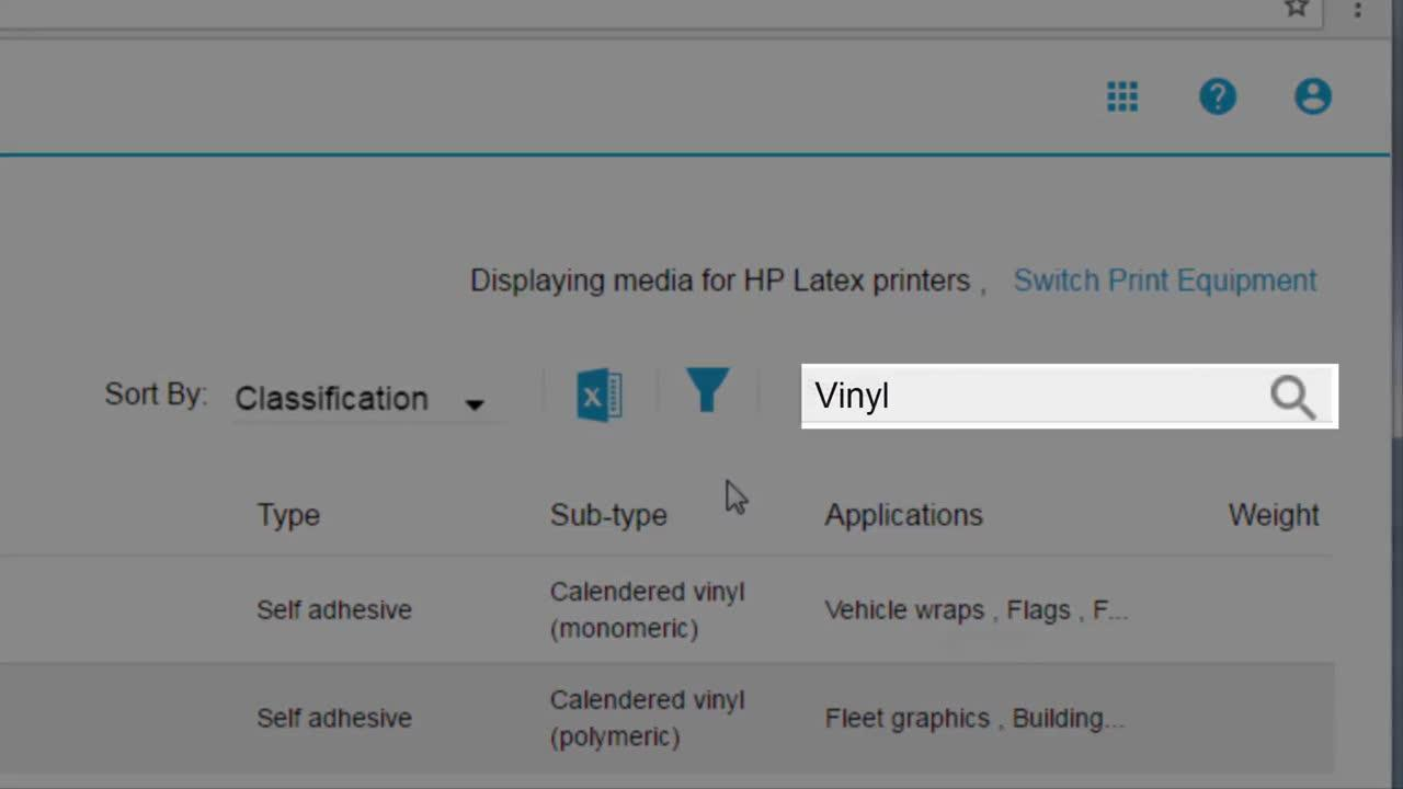 HP Latex Printing on Fabric Part 2: Media on the ground and fabric in the  loading tool