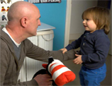 What's the best way to deal with tantrums? (18 to 30 months)