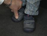 When should my child start wearing shoes? (from 12 months)