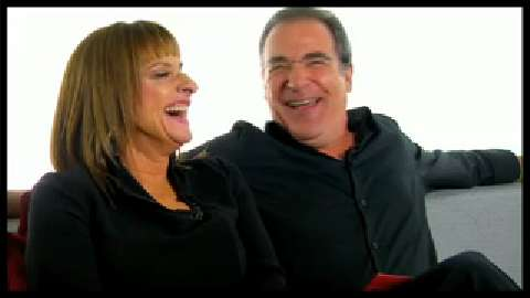 Ask a Star: Patti LuPone and Mandy Patinkin