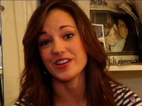 Ask a Star: Laura Osnes of Grease