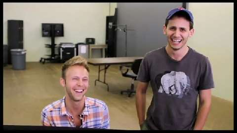Behind the Music: <i>Dogfight</I> Composers Benj Pasek & Justin Paul