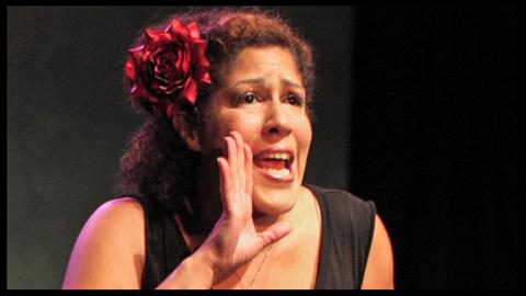 Rain Pryor on Growing Up with Her Comic Genius Father & Why <i>Fried Chicken and Latkes</I> Isn't Your 'Typical Solo Show'