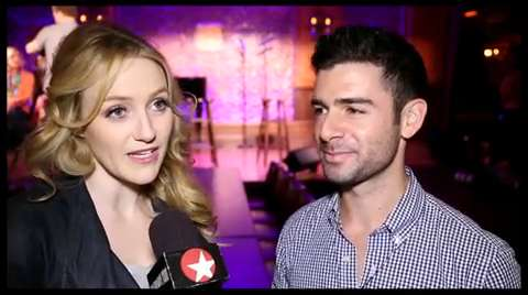 <i>The Last Five Years</i>' Betsy Wolfe & Adam Kantor on Getting Drunk and Back Together at 54 Below