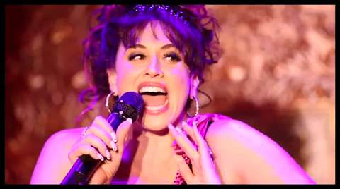 Bow Down! See <I>Matilda</I> Queen Lesli Margherita Get 'Toxic' at 54 Below