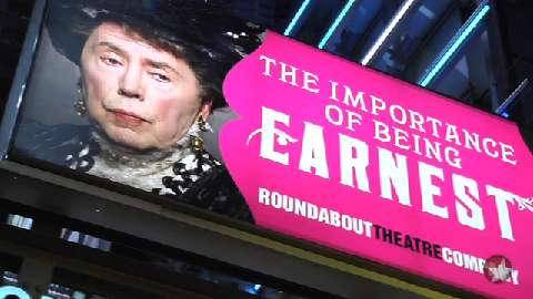 Opening Night: <I>The Importance of Being Earnest</I>