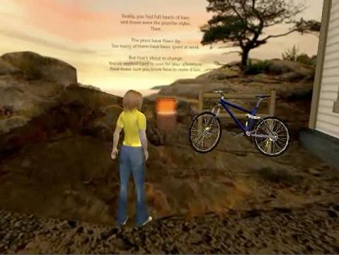 A Tour of Aviva USA's Second Life island
