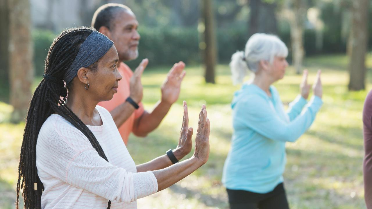 Practice Tai Chi for Better Blood Sugar