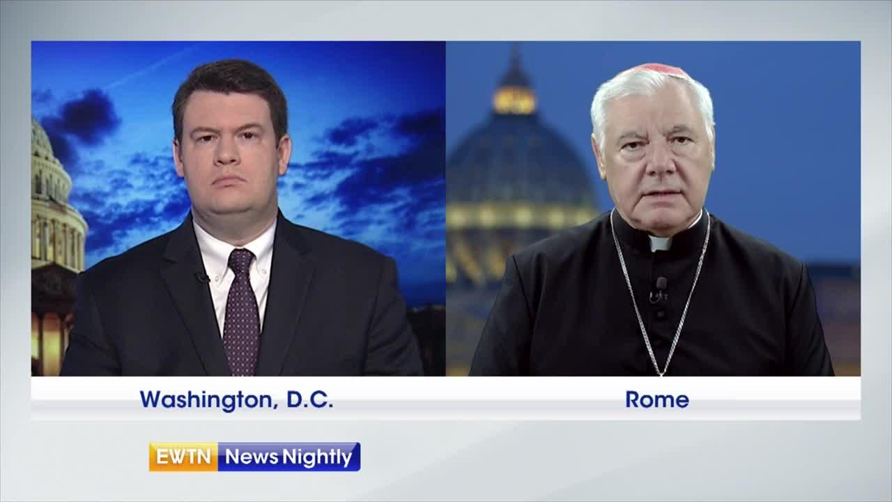 Cardinal Müller shares his concerns on the upcoming Amazon Synod - ENN - 2019-07-25