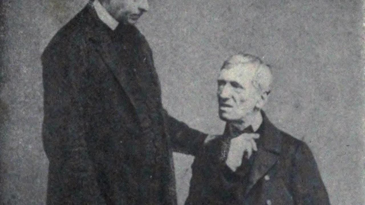 Discover the life of St. John Henry Newman