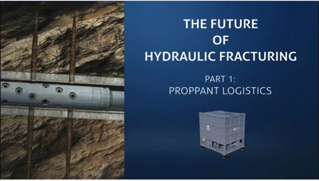 The Future of Hydraulic Fracturing, Part 1: Proppant Logistics
