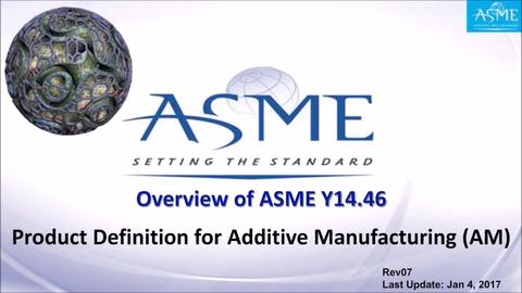 Why Y14 46 is Recommended for Use in Additive Manufacturing