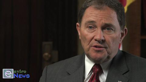 Governor Gary Herbert Puts Forth His Views on Hybrid and Zero Emission Vehicles