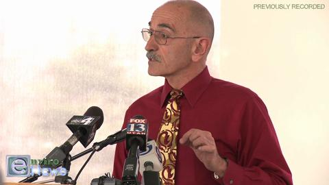 Terry Marasco Speaking at the Rio Tinto Press Conference (Part 1)
