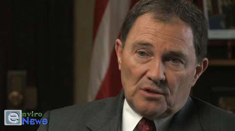 Governor Gary Herbert on Diesel Fuel