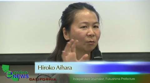 Reporter From Fukushima Prefecture Speaks at UC Berkeley About Cleaning Up Contaminated Schools
