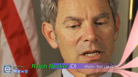 """Salt Lake City Mayor Ralph Becker Speaks Proudly to the Success of the """"Clear the Air Challenge"""""""