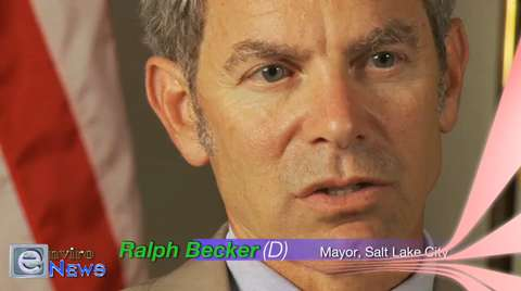 Salt Lake City Mayor Ralph Becker Discusses His Role in Combatting Air Pollution, Green House Gases, and Climate Change