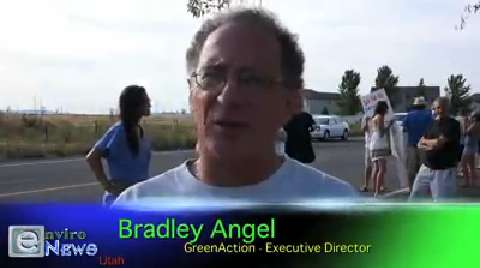 Bradley Angel of GreenAction on Stericycle Medical Incinerator and How They Helped Shut Down Other Medical Waste Facilities