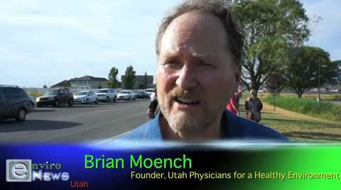 Dr. Brian Moench of UPHE Discusses the Potentially Deadly Burning of Prions by Stericycle Medical Incinerator