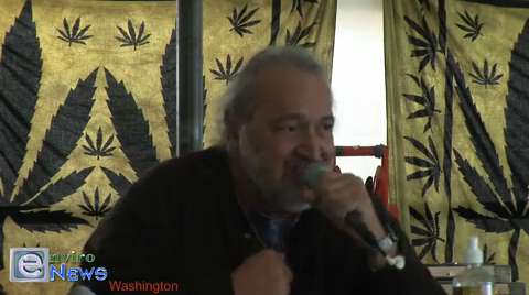 Remembering the Late Jack Herer As He Sat On a Panel Regarding Uranium Drilling at the 2007 Seattle Hemp Fest