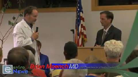 Should Rep. Chris Stewart Sign Over the Deed On His House to This Medical Doctor Over EPA Bet?