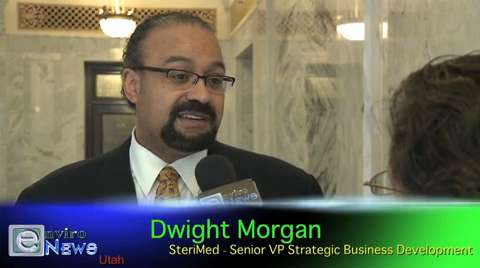 Dwight Morgan of SteriMed Discusses Why Medical Waste Incineration Is No Longer Necessary
