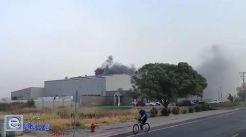 Massive Emergency Bypass Goes down at Stericycle Medical Waste Plant as Panicked Residents Run for Cover (Video)