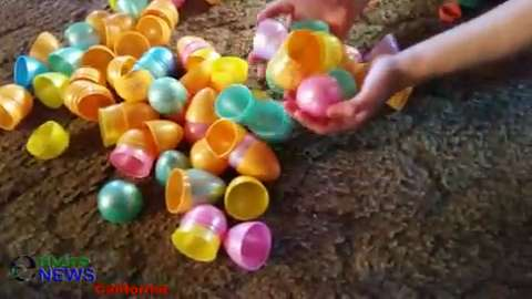 Many Kids Received More Plastic Than Candy or Eggs This Easter