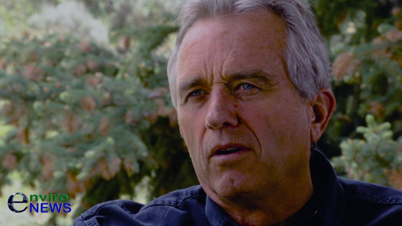 'An Act of War': RFK Jr. Puts U.S. Military and CAFOs on Blast for Trashing America's Waterways