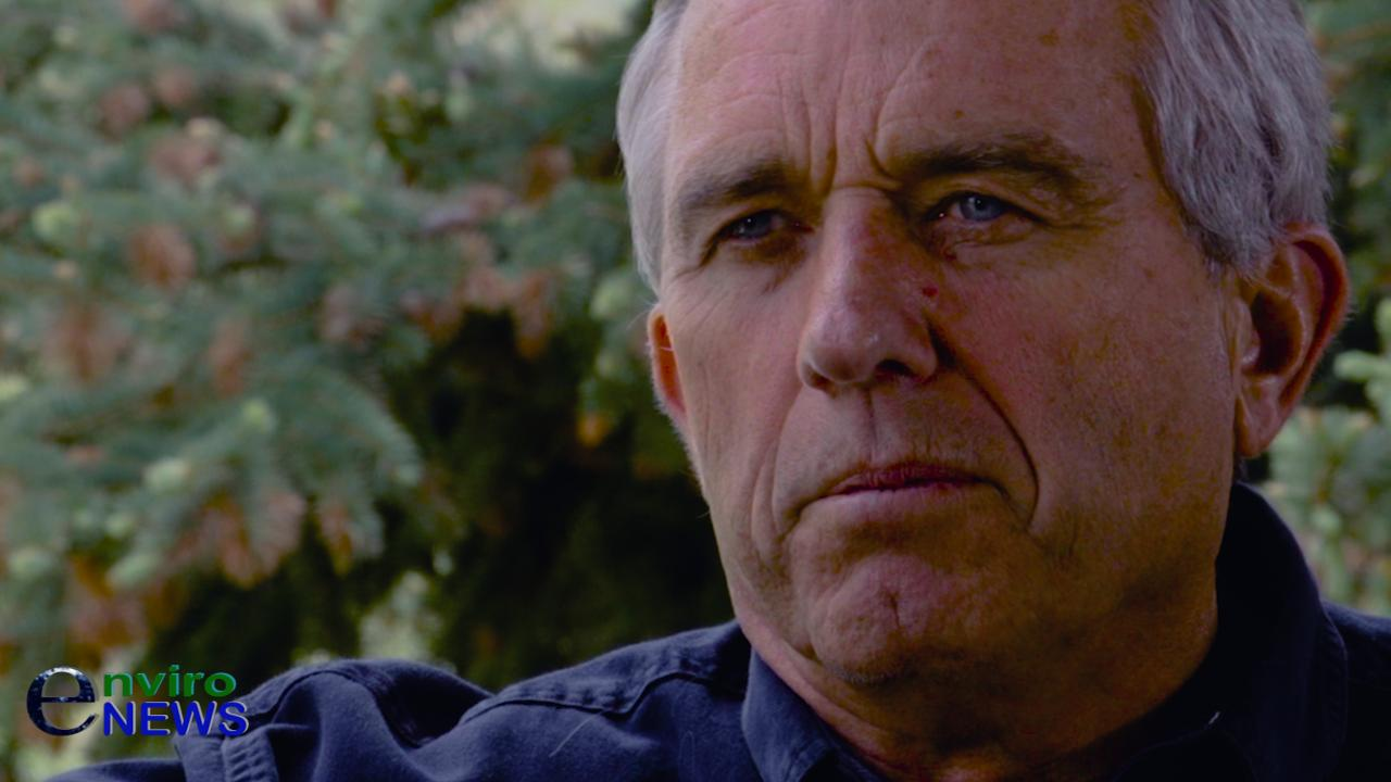 Robert F. Kennedy Jr. Talks Tesla, Electric Big Rigs and the Impending Death of Fossil Fuels