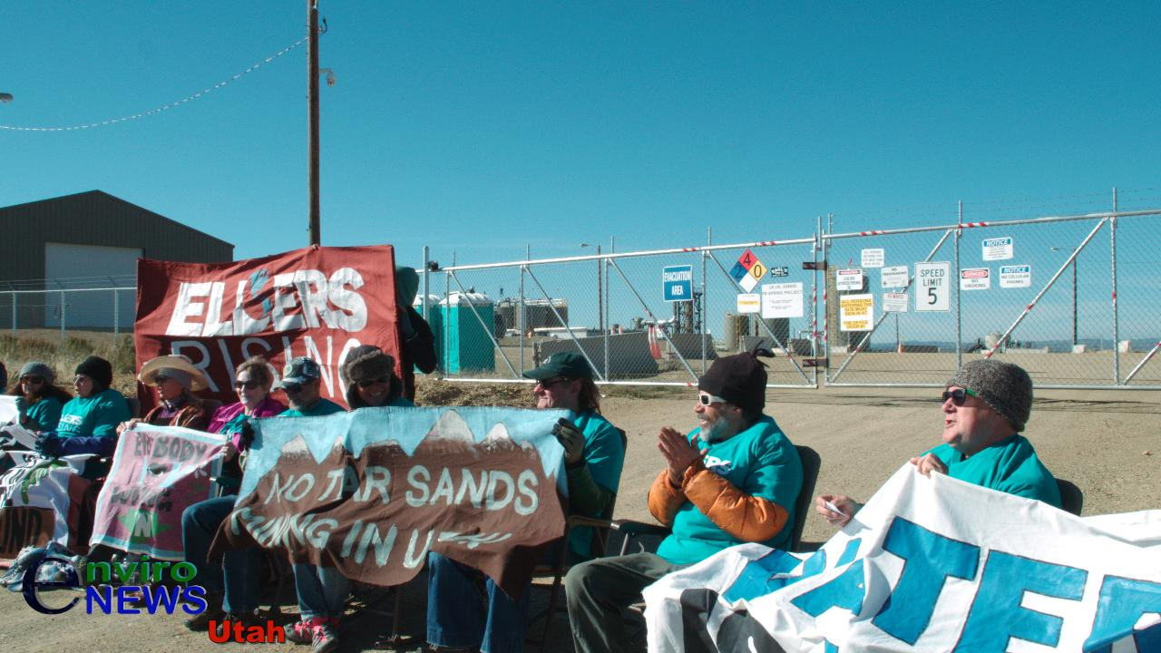 After Elders, Activists Camp 5 Yrs. in Wilderness at Experimental Utah Tar Sands Mine, Company Buckles, Files Bankruptcy