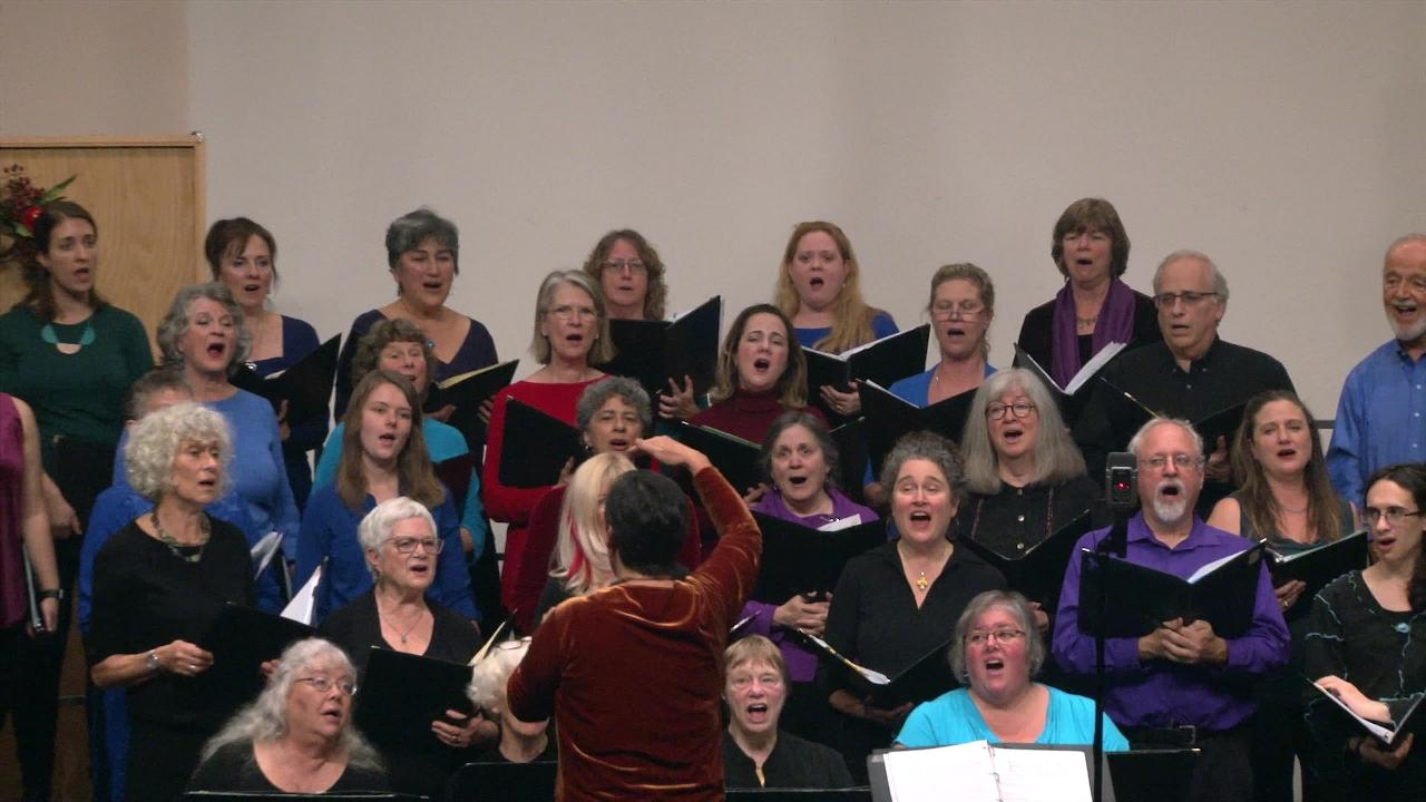 'Alleluia Anyway': Soothing the Fire-Stricken Communities of NorCal With Original Choir Music