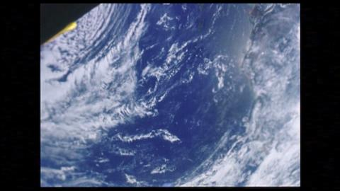 View Of Earth Outer Space